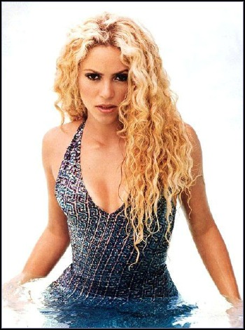 Shakira Nude pics